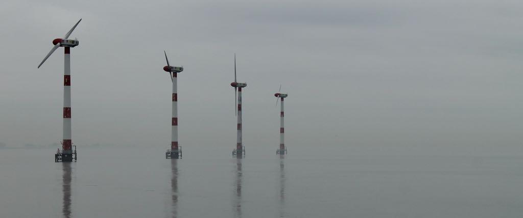 Leegte op het IJsselmeer voor Medemblik