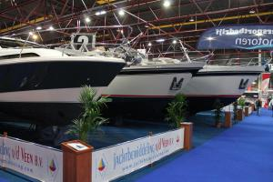 Proficiat Yachts at Boot Holland 2015