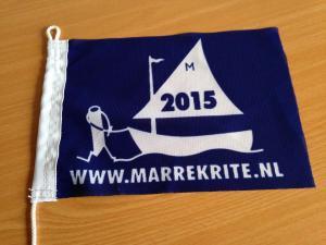 Marrekrite wimpel 2015