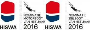HISWA boot van het jaar 2016