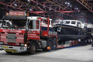 Opbouw Boot Holland 2015