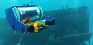 OpenROV onder water