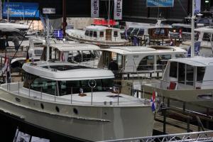 Overzicht Boot Holland 2016 vlak voor opening