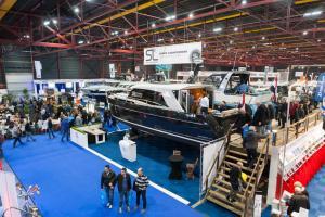 Overzicht steiger bij Boot Holland 2016