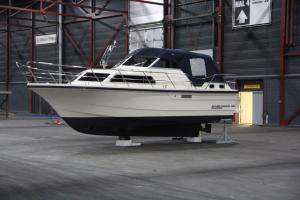 Marco 860 AK tijdens opbouw Boot Holland 2016