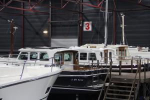Opbouw steiger Boot Holland 2017