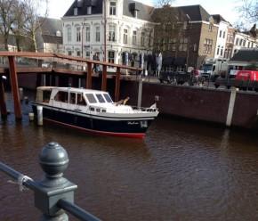 Boot in haven Breda 2014