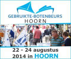 Gebruikte botenbeurs Hoorn 2014