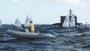 Duikboot versus Optimist