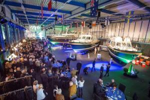 Overzicht Linssen Yachts Boat Show