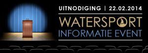 Watersport Informatie Event 2014