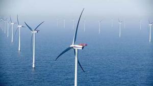 Windturbinepark Noordzee